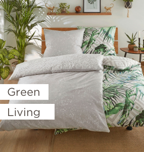 Wohntrend Green Living