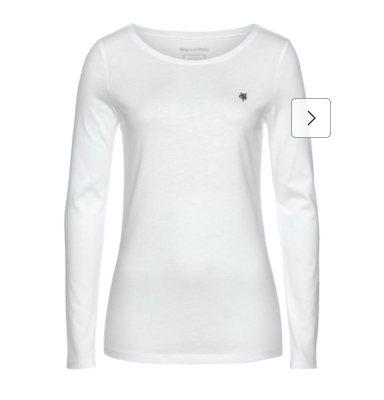 Weiße Shirts