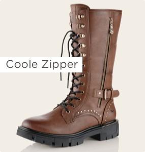 Coole Zipper