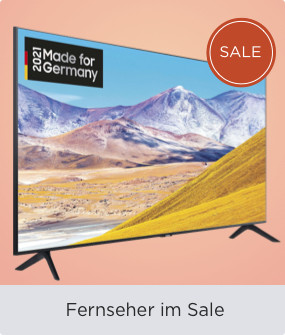Fernseher im SALE
