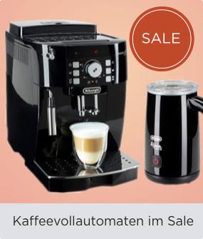 Kaffeevollautomaten im SALE