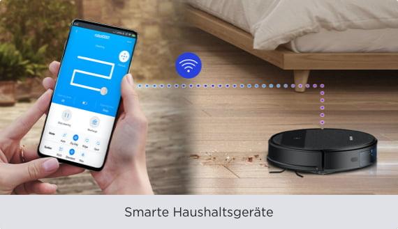 Smarte Haushaltsgeräte